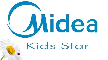 Midea KIDS STAR MSEAAU-09HRFN1(SB) / MOA01-09HFN1