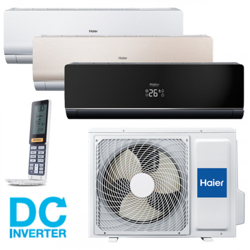 Haier LIGHTERA DC INVERTER AS18NS3ERA  / 1U18FS2ERA